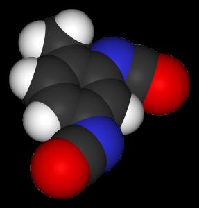 Toluene-2,4-diisocyanate-3D-vdW